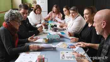 À Mouy, le pôle enfance propose des cahiers d'activité pour les enfants privés d'école - Courrier Picard