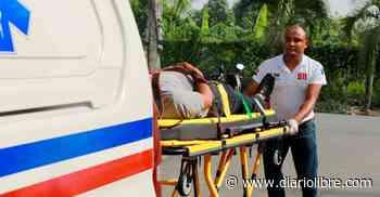 Sistema 9-1-1 asiste primera emergencia en el municipio de Baitoa - Diario Libre