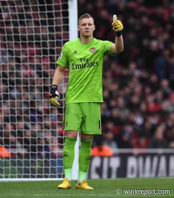 Bernd Leno discloses Mikel Arteta message after Arsenal win - Wink Report