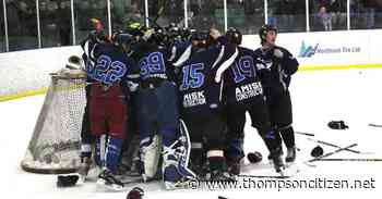 Blues and Devils take titles at the 20th-annual Keewatin Tribal Days hockey tournament - Thompson Citizen