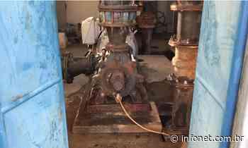 Furto de cabos da Deso deixa cidade de Itabaianinha sem água - Infonet