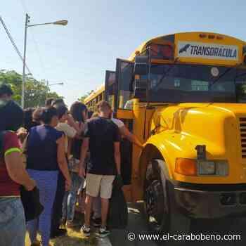 En Guacara el precio del pasaje se mantiene en 4 mil bolívares - El Carabobeño