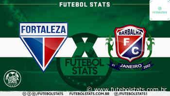 Onde assistir Fortaleza 2 x 1 Barbalha Futebol AO VIVO – Campeonato Cearense 2020 - Futebol Stats