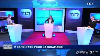 Municipales : 2 candidats à La Ricamarie débatent sur TL7. - Elections Municipales Loire 2020 - tl7.fr