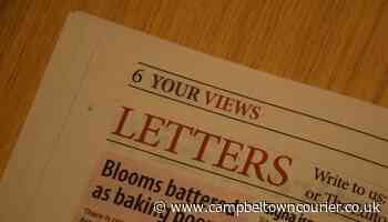 Letter: Paying for Rothesay Pavilion - Campbeltown Courier - Campbeltown Courier