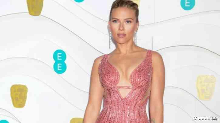 Scarlett Johansson über 'Black Widow' - RTL Online