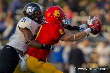 Former Ferris State standout WR Jake Lampman signs with XFL's Tampa Bay Vipers - MLive.com