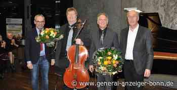 Bornheim: Guido Schiefen und Alfredo Perl spielten Werke von Beethoven - General-Anzeiger
