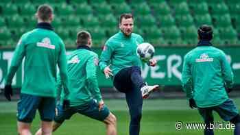 Werder Bremen: Philipp Bargfrede wird zum Hoffnungsträger - BILD
