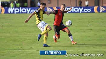 Alianza Petrolera le sacó el empate Boyacá Chicó: 2-2 - El Tiempo