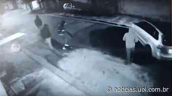 Assassinos de secretário de Ferraz de Vasconcelos são flagrados por câmera - UOL