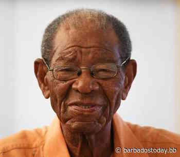 Sir Everton Weekes strides to 95 not out - Barbados Today