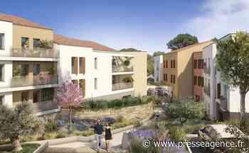 MEYREUIL : Domaine Sainte Victoire, Carrere crée un quartier vert favorisant le lien social - La lettre économique et politique de PACA - Presse Agence