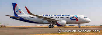 Russia's Ural Airlines to launch MRO base at Zhukovsky - ch-aviation