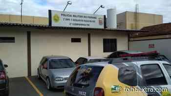 Equipe ALI identifica dupla suspeita de praticar assaltos em Wenceslau Braz - Folha Extra
