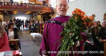 """""""Unermüdlich, selbstlos und liebevoll"""": Pfarrer Georg Theisen aus Alfter geht in den Ruhestand - General-Anzeiger"""