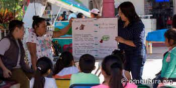 Promotoras de lectura participan en el Jolgorio de Tlapa de Comonfort - ADN Cultura
