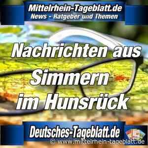 Simmern im Hunsrück - Das Gesundheitsamt meldet: Erster bestätigter Coronavirus-Fall im Rhein-Hunsrück-Kreis - Mittelrhein Tageblatt