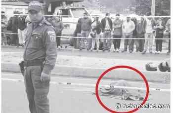 Agonía en carretera de Samacá: En fatal choque Armando se estrelló con la muerte | HSB Noticias - HSB Noticias