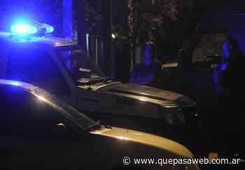 Grand Bourg: Entró por una ventana, amenazó a una nena con un cuchillo y el papá policía lo mató de dos tiros - Que Pasa Web