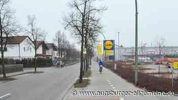 Betrunkene Autofahrerin beschädigt sechs Fahrzeuge - Augsburger Allgemeine