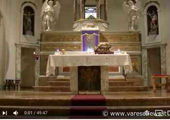 Catechesi e messa on line per Germignaga - Varesenews