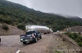 Reanudan circulación de Janos a Agua Prieta - La Opcion