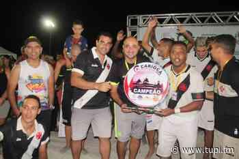 Vasco é pentacampeão Carioca de Beach Soccer em Iguaba Grande - Super Rádio Tupi