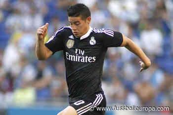 James Rodriguez: Real Madrid winkt 80-Millionen-Gebot - Fussball Europa