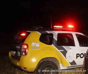 Diário dos Campos | Bandidos rendem motorista em estrada para Ortigueira - Diário dos Campos
