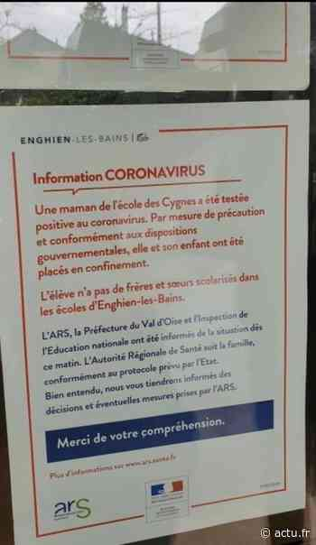 Val-d'Oise. Coronavirus : Deux adultes en confinement à Enghien-les-Bains - La Gazette du Val d'Oise - L'Echo Régional
