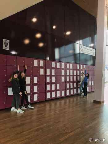 Seine-et-Marne. Rozay-en-Brie : quatre lycéennes disent stop aux féminicides - actu.fr