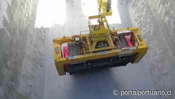 Terminal Portuario Paracas sigue ejemplo de puertos chilenos para implementar rotainers - PortalPortuario