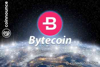 Panic selling of BCN going on. Best time to buy Bytecoin - Coinnounce