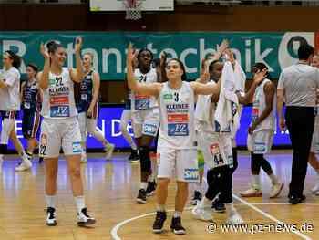 Coronavirus schafft Tatsachen: Rutronik Stars Keltern sind jetzt schon deutscher Basketball-Meister - Sport - Pforzheimer Zeitung