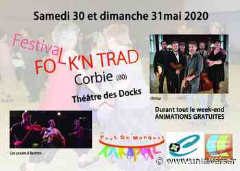 Folk'N Trad 2020 Théatre Les Docks | Corbie - Unidivers