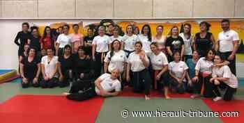 FLORENSAC - Belle réussite pour la 5e édition de la journée de la Femme du club EVA Krav-Maga - Hérault-Tribune