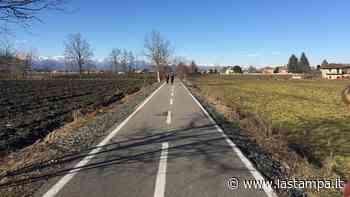 Coronavirus, pedalavano in gruppo sulla ciclabile tra Airasca e Moretta: in arrivo una multa da 206 euro - La Stampa