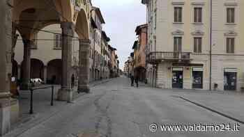 Anche San Giovanni cambia aspetto. Negozi chiusi e centro storico deserto - Valdarno24