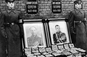 The death of Yuri Gagarin: how they buried the first cosmonaut   Law & Crime News - International Law Lawyer News