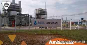 Com gás natural, usina atende 100% de Coari e reduz emissões - EM TEMPO