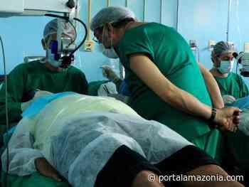 Coari e Tefé, no AM, vão receber mutirão de cirurgias oftalmológicas - Portal Amazônia