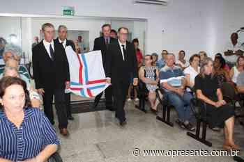 Câmara de Vereadores de Palotina presta homenagem a Marcelino Afonso Neis - O Presente