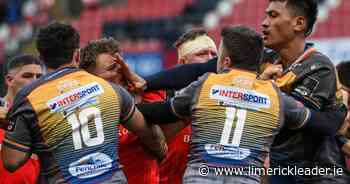Scarlets lock Sam Lousi banned following Munster Rugby red card - Limerick Leader