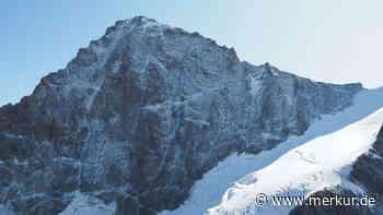 Tödliches Unglück auf 4000 Metern Höhe: Zwei deutsche Bergsteiger stürzen am Dent Blanche ab - merkur.de