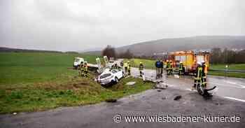 Tödlicher Unfall bei Niedernhausen - Wiesbadener Kurier