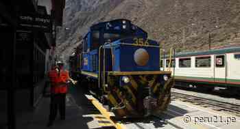 PeruRail restringe servicio de trenes entre Cusco y Ollantaytambo por lluvias - Diario Perú21