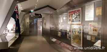Visite dans une ambiance nocturne Musée Franco-Australien - Unidivers
