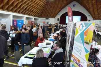 Quand l'offre rencontre la demande à Villers-Bretonneux - Courrier picard