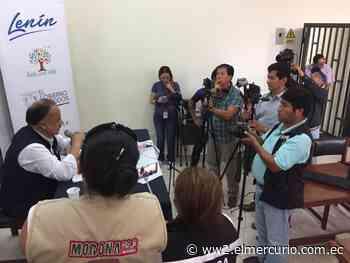 Conversatorio sobre el coronavirus se cumplió en Macas con el coordinador zonal de salud - El Mercurio (Ecuador)